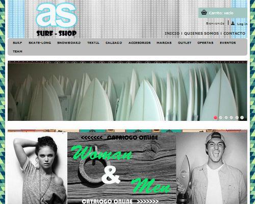 As Surf Shop