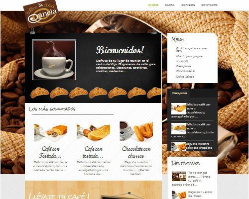 Cafetería Canela
