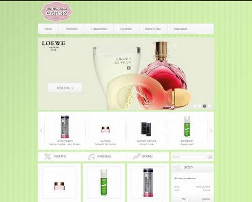 Perfumería Conde